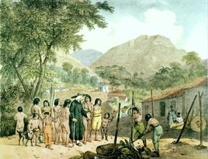 La política borbónica en América  durante el siglo XVIII