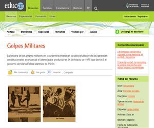 Golpes Militares
