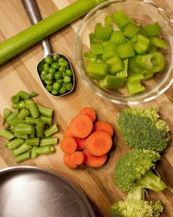 Pectin Methyl Esterase in Vegetables