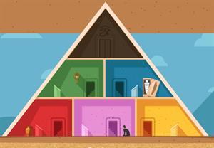 El secreto de la pirámide. Vacaciones de verano 2014
