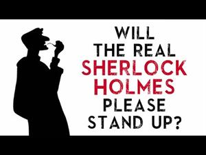 Who IS Sherlock Holmes - Neil McCaw (TED-Ed lesson)