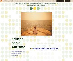Educar con el autismo
