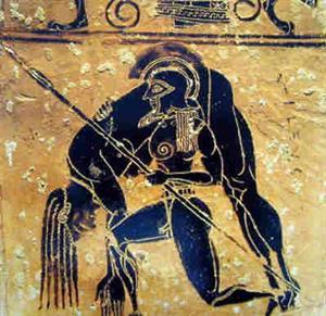 Libro: La Iliada. Homero.