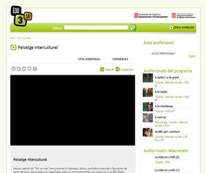 Paisatge intercultural (Edu3.cat)