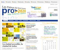 Proa2020: una apuesta por la Web social y la RSC como dinamizadores de talento (Plan Estratégico de Las Palmas de Gran Canaria)