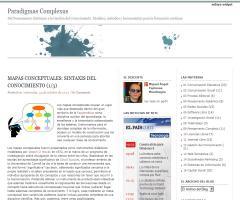 Mapas conceptuales: sintaxis del conocimiento