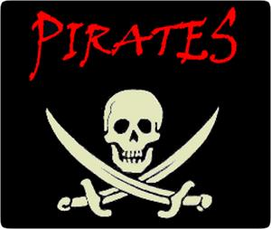 Pirates, unidad didáctica de inglés 3º ESO (Cidead)