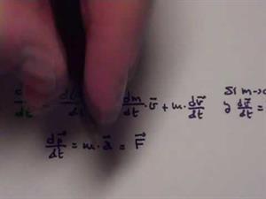 Momento lineal de una partícula. Cibermatex