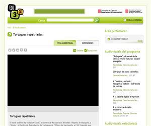 Tortugues repatriades (Edu3.cat)