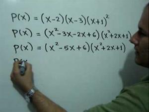 Determinar un polinomio si se conocen sus ceros (JulioProfe)