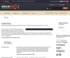 Guido Reni (Educarchile)