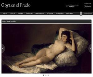 Goya en El Prado.