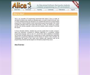 Alice - Un regalo de la Universidad Carnegie Mellon