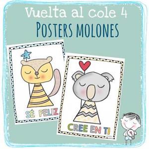 Posters para los primeros días