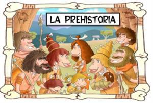 La prehistoria para niños (primaria y preescolar)