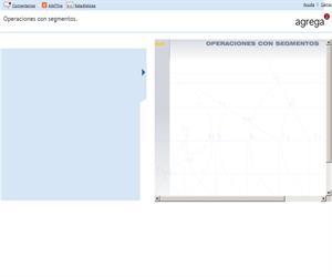 Operaciones con segmentos (Proyecto Agrega)