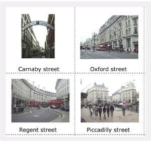 London streets (Educarchile)