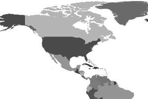 Geografía: generador de test sobre la geografía de América