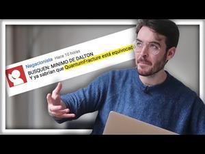 Respondo Comentarios de Negacionistas del Cambio Climático