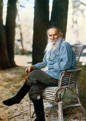 Biografía del novelista ruso, León Tolstói (epdlp.com)