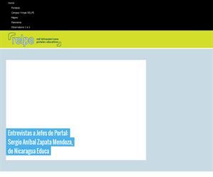 RELPE: Red Latinoamericana de Portales Educativos