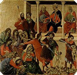 Día de los Santos Inocentes (Wikipedia)
