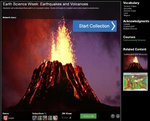 Terremotos y Volcanes (Earthquakes and Volcanoes). Gooru