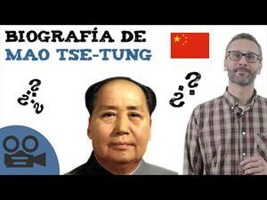 Biografía de Mao Tse-Tung