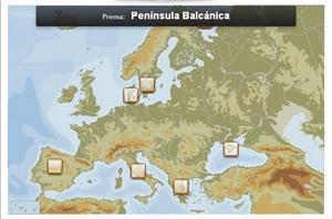 Penínsulas de Europa