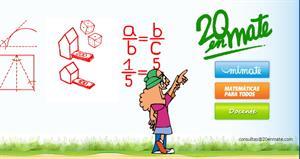 20enmate.com: Aprende matemáticas jugando (Instituto Apoyo)