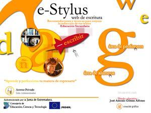 """Mejora tu redacción con """"e-Stylus"""""""