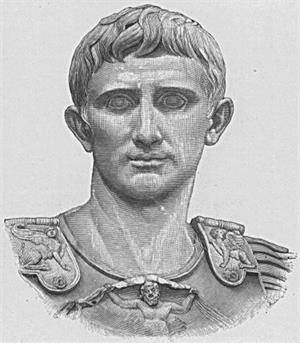César Augusto, el primer emperador romano