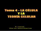 Célula y Teoría Celular (BIOGEO-OV)