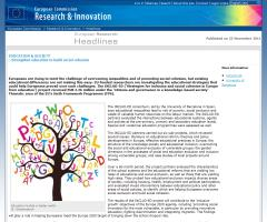 Includ-Ed. Strengthen education to build social cohesion | European Commission