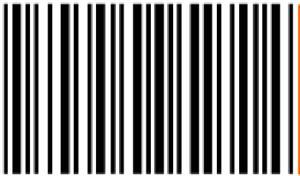 El código de barras