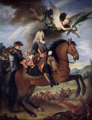 Felipe V: el primero de los Borbones