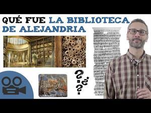 ¿Qué fue la Biblioteca de Alejandría?