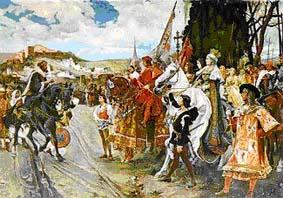 La invasión árabe. Historia de España (almendron.es)