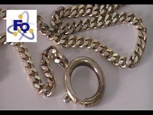 Experimentos de Química: Limpiar la plata (Reacción Redox)
