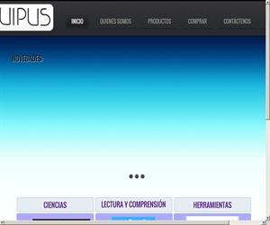 QUIPUS, la Tecnología en la Enseñanza