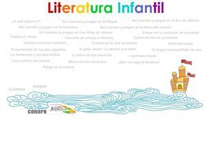 Literatura infantil del Instituto Latinoamericano de la Comunicación Educativa (ILCE)