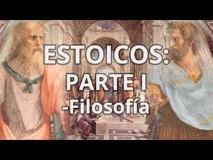 Estoicos. Filosofía I