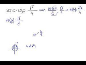 Ecuación trigonométrica 3