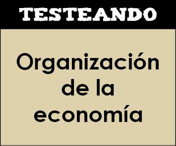 La organización de la economía. 1º Bachillerato - Economía (Testeando)