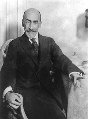 Jacinto Benavente. El dramaturgo más envidiado