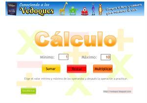 Cuadernos de cálculo online