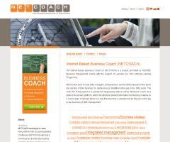 NETCOACH - INTERNET BUSINESS COACH