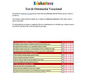 Test on-line de Orientación Vocacional: qué carrera se adecua a tus intereses