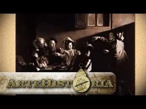 Vocación de San Mateo de Caravaggio (Artehistoria)
