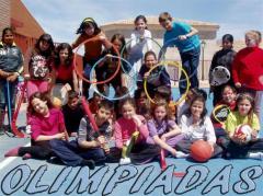 """Mes de Mayo, concurso Colegio CREA #colecrea con temática """"Olimpiadas"""""""